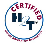 Certificate of technical translation quality LIPSIE